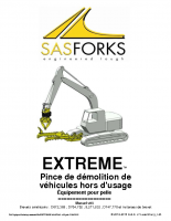 Extreme Manual-Parts, French