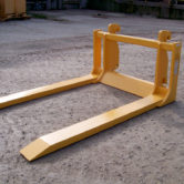 Forklift Salvage Yard Car Body Forks - SAS Forks