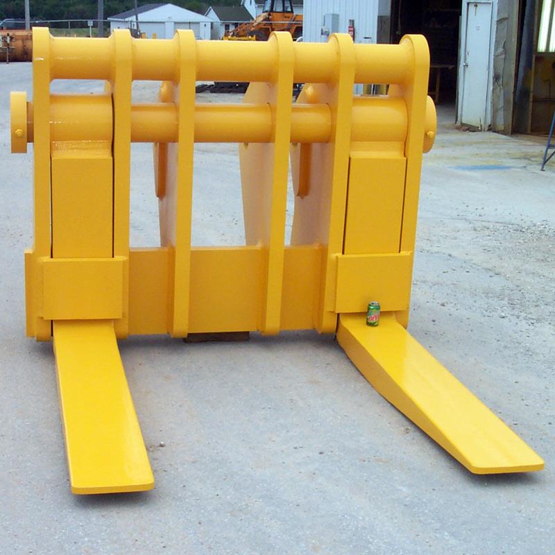 Forklift Quarry Forks