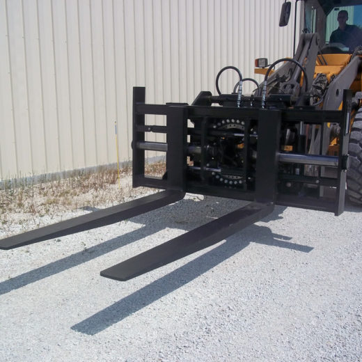 Forklift Ultimate Adjustable Forks - SAS Forks
