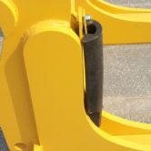 Forklift Vertical Car Body Bumpers - SAS Forks