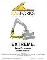 Extreme Auto Process Manual