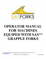 Grapple Forks Safety Manual